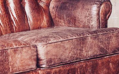 Guide för att mjuka upp hårt läder