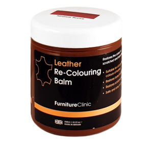 furniture clinic leather recolouring balm läderbalsam med pigment