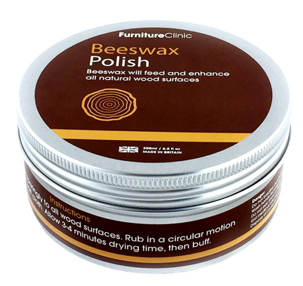 Furniture clinic beeswax polish bivaxpolish