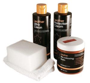 kit rengöring återfärgning anilin