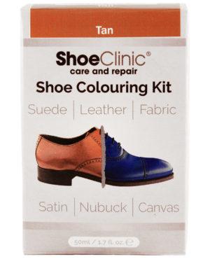 skoinfärgningskit läderfärg skor