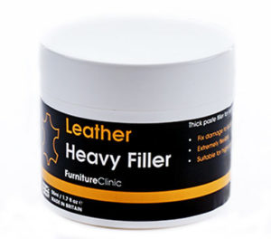 läderspackel heavy filler