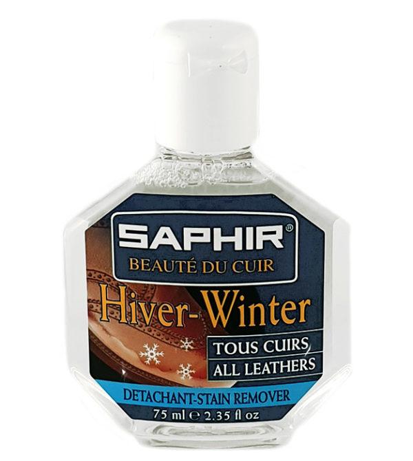 saphir hiver-winter fläckborttagning salt