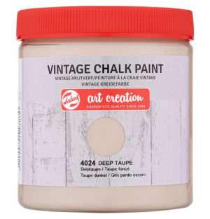 talens art creation vintage chalk paint kritfärg