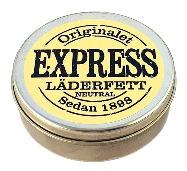 express läderfett