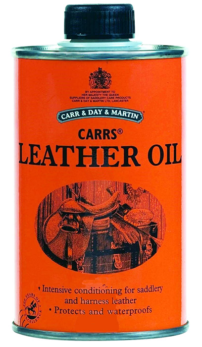 läderolja carrs leather oil 300ml