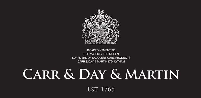 carr day martin svart logo