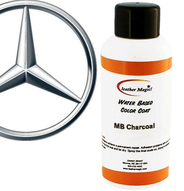 Leather Magic vinyl & läderfärg till Mercedes