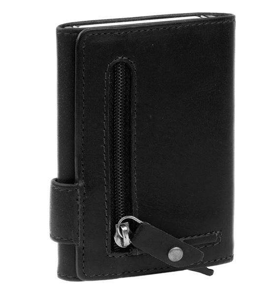 plånbok chesterfield brand leicester svart baksida