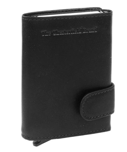 Plånbok Chesterfield brand leicester svart front