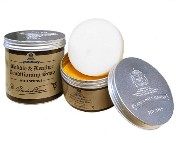 brecknell turner saddle leather soap sadeltvål