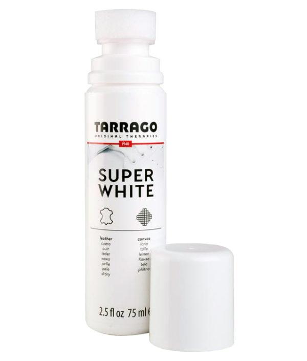 vit sneakerfärg tarrago superwhite 75 ml