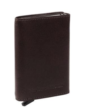 Plånbok The chesterfield brand Lancaster mörkbrun framsida