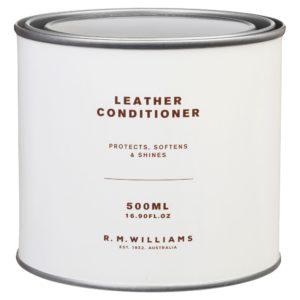 Läder balsam RM Williams 500 ml framsida