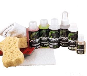 vinylfärg viper products litet kit för infärgning